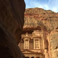 Jordania y la busqueda del Santo Grial