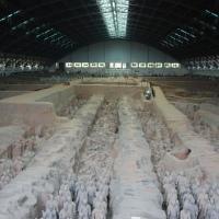 Memorias de China. Xi'an I. Los Guerreros de Terracota